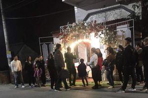 Quảng Ninh: Bạn cô dâu trộm hơn một cây vàng khi đến dự đám cưới