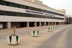 Sân bay quốc tế Baghdad bất ngờ bị tấn công bằng tên lửa