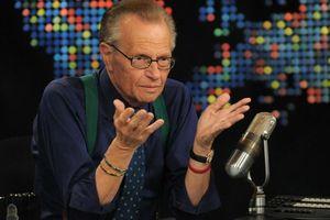 Larry King - Huyền thoại ngành truyền hình Mỹ qua đời ở tuổi 87 do dịch Covid-19