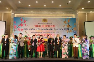 Bộ Công an gặp mặt các Cơ quan đại diện nước ngoài tại Việt Nam