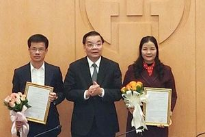 Ông Bùi Duy Cường làm Giám đốc Sở Tài nguyên và Môi trường Hà Nội