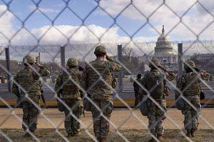 Báo Mỹ: Hơn 150 lính Vệ binh quốc gia ở Washington mắc COVID-19