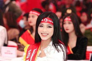 Hoa hậu Đỗ Thị Hà sẽ đến Bình Dương tham gia Chủ nhật Đỏ