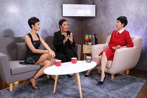 Cindy Thái Tài, Cadie Huỳnh Anh kể tất tần tật về mình với Xuân Lan