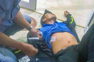 Nhân viên BOT Ninh Xuân bị đâm thấu ngực