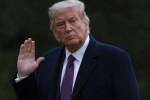 Những lời 'úp mở' đầu tiên của ông Trump sau khi mãn nhiệm