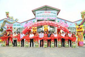 TP Sa Đéc ra mắt Trung tâm Thương mại hoa kiểng lớn nhất ĐBSCL
