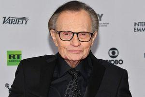 Người dẫn chương trình huyền thoại Larry King qua đời