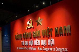 Nhìn lại hiện vật, tài liệu về 12 kỳ Đại hội của Đảng