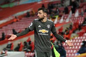 Đội hình dự kiến trận MU và Liverpool: Bruno Fernandes đá chính