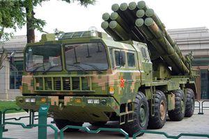Bản sao BM-30 Smerch của Trung Quốc bị phá hủy ở Ethiopia