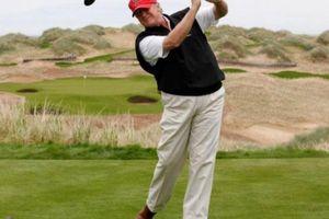 Chia sẻ chớp nhoáng sau mãn nhiệm, ông Trump úp mở khả năng sẽ hành động