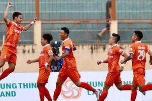 'Con dao trong tay áo' giúp tân binh V-League tạo cú sốc lớn