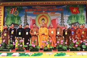 Lào Cai: Tổ chức Đại Hội Đại biểu Phật giáo lần thứ nhất huyện Bảo Thắng