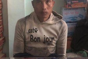Điện Biên: Đối tượng vận chuyển ma túy chống trả quyết liệt khi bị truy bắt