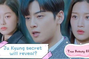'True Beauty': Cô gái trà xanh xuất hiện - Bạn thân vạch trần mặt mộc của Moon Ga Young.