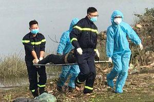 Tìm thấy thi thể phụ nữ gieo mình xuống sông Lam