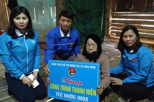 Mang 'Đông ấm' đến Tuyên Quang giúp người già, em nhỏ miền núi đón Tết