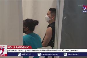 Singapore thắt chặt biện pháp đối phó dịch COVID-19