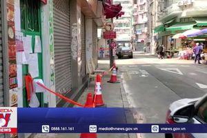 Hong Kong (Trung Quốc) lần đầu phong tỏa để ngăn dịch COVID-19