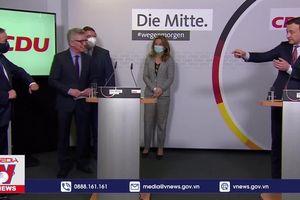 Đảng CDU của Đức có chủ tịch mới