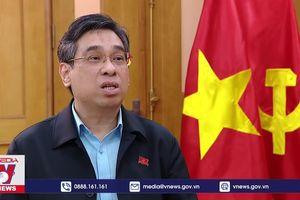 Phó Trưởng Ban Dân vận Trung ương: Người dân quan tâm, ủng hộ công tác phòng chống tham nhũng