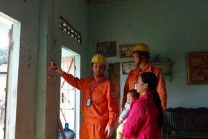 99,26% hộ dân nông thôn đã có điện