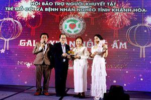 Tổ chức đêm Gala gây quỹ được 58 triệu đồng