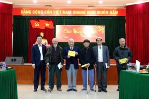 Ban Tuyên giáo Trung ương gặp mặt các cán bộ hưu trí của cơ quan nhân dịp Tết Tân Sửu 2021