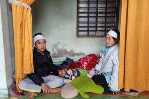 Họa vô đơn chí ập xuống người mẹ nghèo, bệnh tật