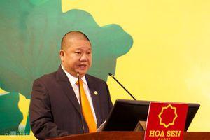 Chủ tịch HĐQT Tập đoàn Hoa Sen phát nguyện xuất gia sau năm 2026