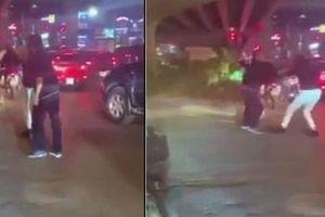 Khởi tố vụ án lái xe bị hành hung vì nhắc nhở dừng đèn đỏ lâu