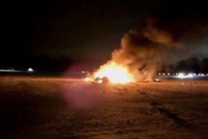Sân bay quốc tế Baghdad bị nã tên lửa