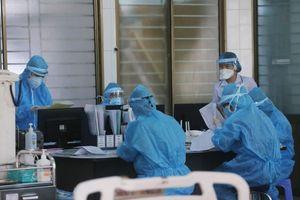 Hôm nay, có 31 bệnh nhân có xét nghiệm âm tính từ 1-3 lần với SARS-CoV-2