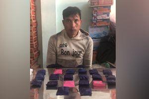 Sang Lào mua ma túy về Việt Nam tiêu thụ