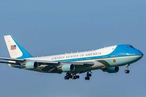 Chiếc Không lực Một giá 5,3 tỷ USD phục vụ Tổng thống Biden