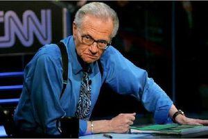 'Ông vua truyền hình' Larry King qua đời