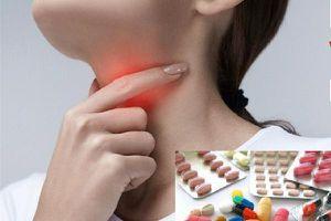 Dùng thuốc trị viêm họng cấp: Một số sai lầm hay gặp
