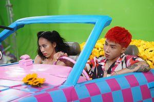 Thùy Tiên bất ngờ xuất hiện trong MV mới gây 'sốt' của Rapper Mr.T