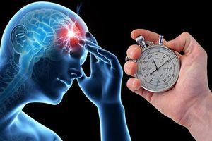 Nhận biết thời điểm và nguy cơ dễ bị đột quỵ