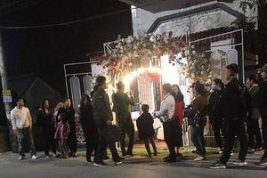Quảng Ninh: Đến dự đám cưới, bạn cô dâu 'chôm' luôn hơn cây vàng cùng cặp nhẫn cưới