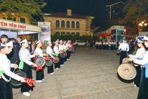 Ngày hội văn hóa, du lịch tỉnh Hòa Bình tại Hà Nội