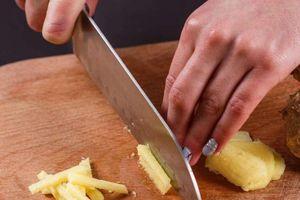 Vì sao ăn gừng có thể giúp giảm cân?