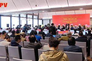 Tạo điều kiện thuận lợi cho phóng viên tác nghiệp tại Đại hội XIII