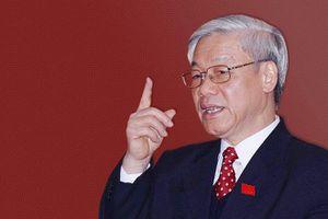 5 năm chống tham nhũng, chỉnh đốn Đảng của Tổng bí thư