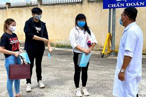 Bệnh nhân nhiễm biến thể mới của SARS-CoV-2 đã 4 lần âm tính