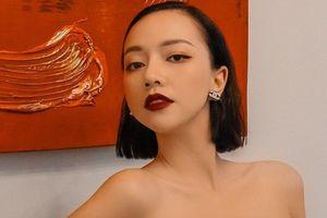 Băng Di: 'Ngại khi đóng cảnh tình cảm với chú Hữu Châu'
