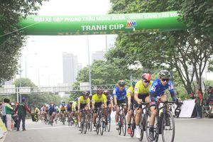 Sôi động Giải xe đạp phong trào TP.HCM chào đón xuân Tân Sửu 2021