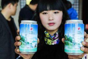 Mức độ ô nhiễm tăng cao, Trung Quốc sản xuất không khí... đóng lon
