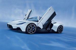 Điểm mặt những siêu xe điên rồ nhất ra mắt năm 2020